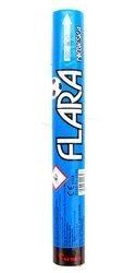 FLARA - Niebieska z białym dymem - Lontowa- ZX8018 - Surex