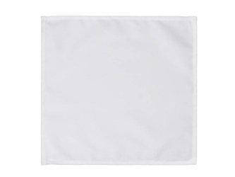 Serwetki materiałowe - biały - 35 x 35 cm - 25 szt.