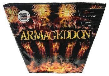 WYRZUTNIA ARMAGEDDON - PXB3503 - Piromax