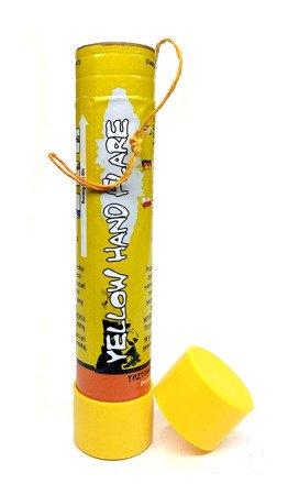 FLARA BENGALSKA - Żółta - Zawleczka - FR-65Y - Ark-O