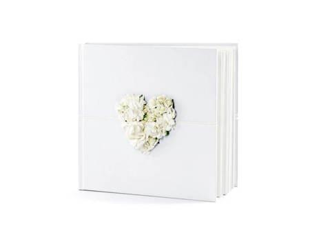Księga Gości - 20,5 x 20,5 cm - 60 kartek