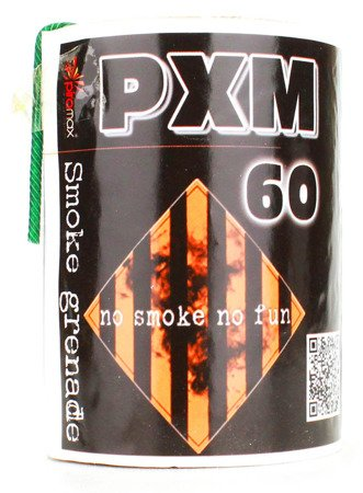 ŚWIECA DYMNA - BIAŁA - PXM60W - Piromax