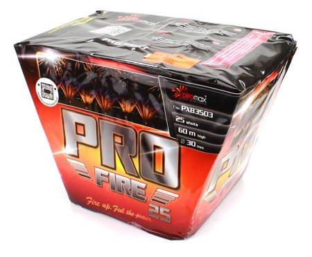 WYRZUTNIA PRO FIRE - PXB3503 - Piromax